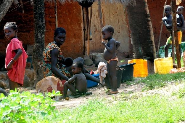 アフリカでE型肝炎流行